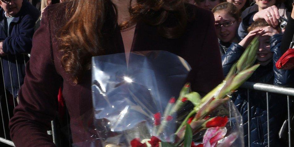 Kate Middleton: Ziehen ihre Eltern in den Palast?