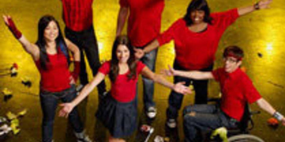 Glee: Jetzt endlich auch bei uns!