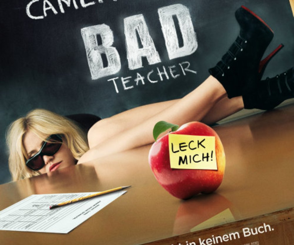 """Bad Teacher"" mit Cameron Diaz"
