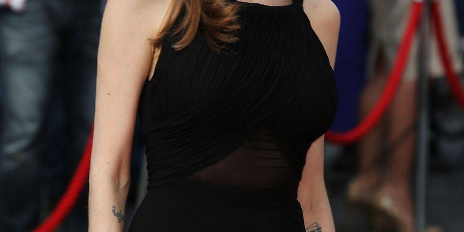 Angelina Jolie: Erster Auftritt nach ihrer Brust-Amputation