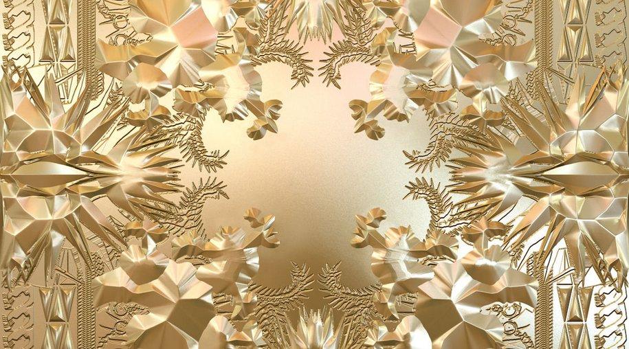 Jay-Z & Kanye West – Watch The Throne