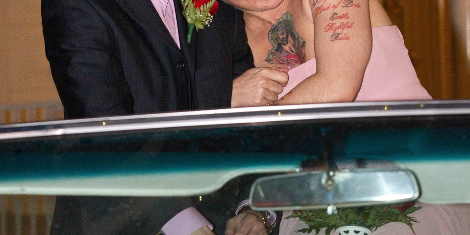 Sinead O'Connor beendet Ehe