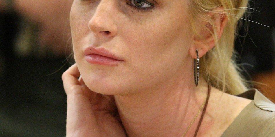 Lindsay Lohan: Diebische Elster?