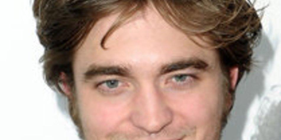 Robert Pattinson hat natürlich keine Vagina-Allergie