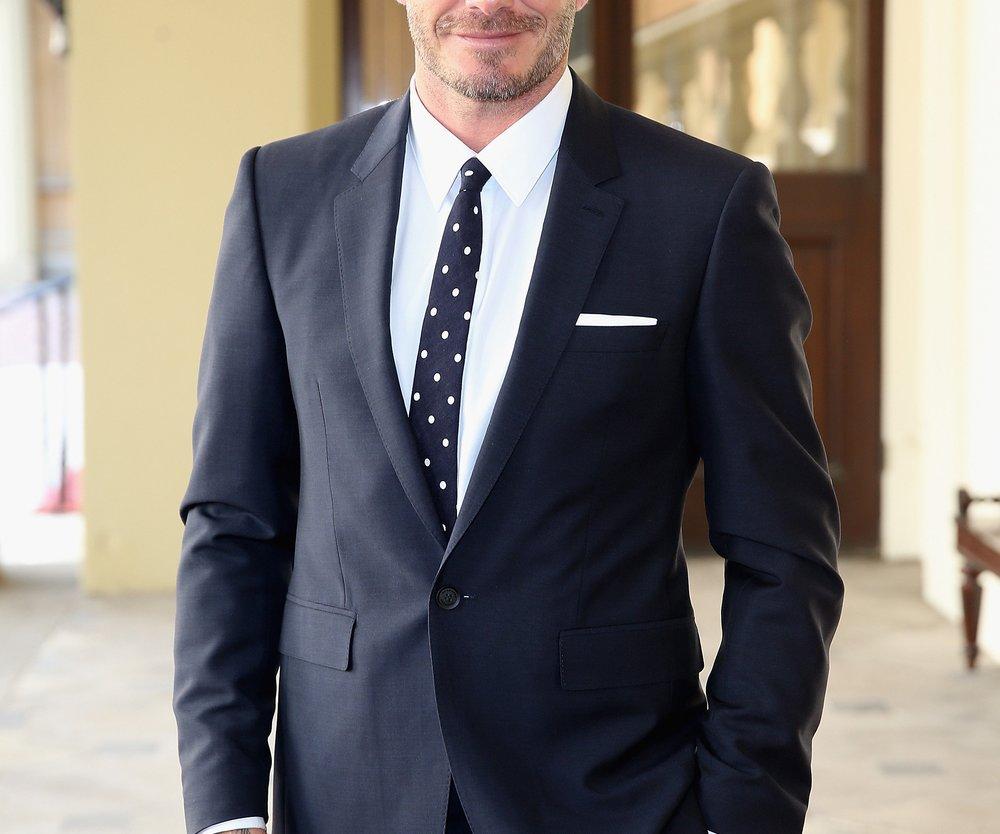 David Beckham erfüllt einem Fan seinen letzten Wunsch