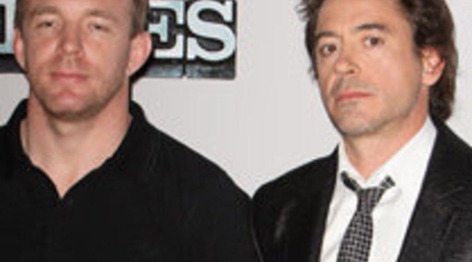Robert Downey Jr. musste Guy Ritchie erst überzeugen