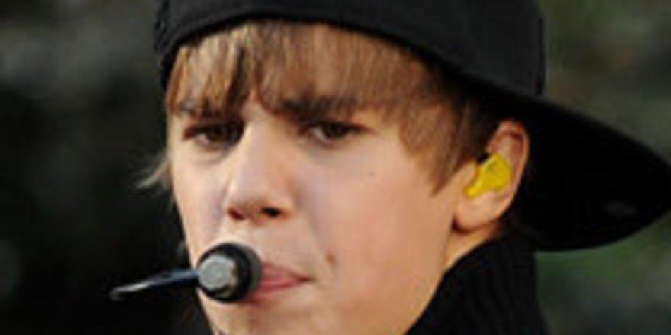 Justin Bieber ein Schläger?