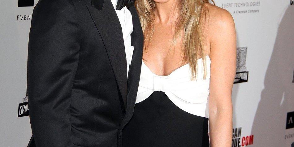 Jennifer Aniston: Hochzeitsgäste müssen spontan sein!
