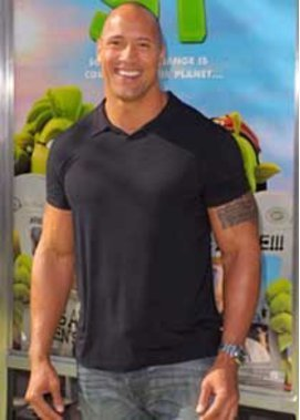 Welcome to the Jungle mit Dwayne Johnson