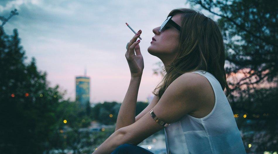 Pille und Rauchen