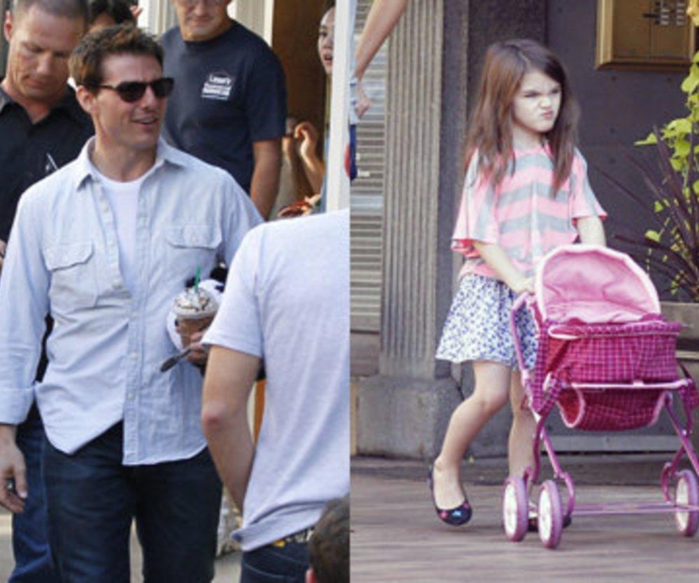 Tom Cruise: Tochter verlangt teure Weihnachtsgeschenke
