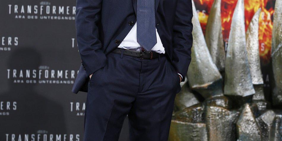 Mark Wahlberg macht einen auf Macho