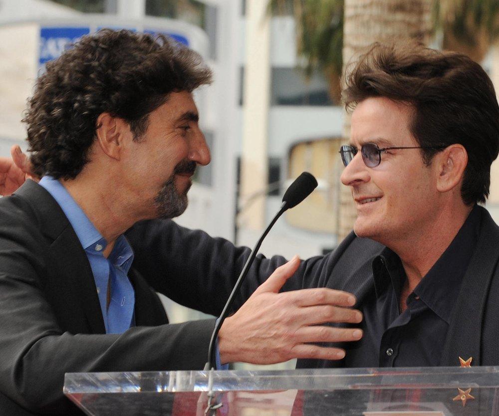 Charlie Sheen und Chuck Lorre haben sich geeinigt