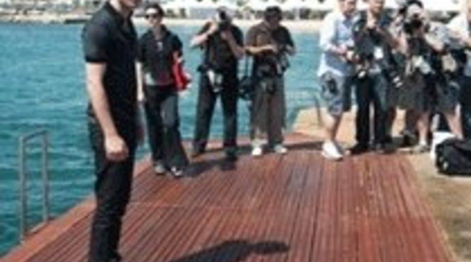 Cannes 2009: Pattinson am Hafen, Penelope auf dem Teppich