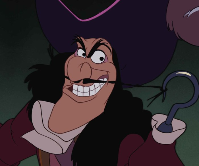 Peter Pan - Captain Hook