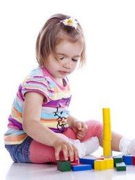 Kinderspielzeug muss nicht teuer sein.