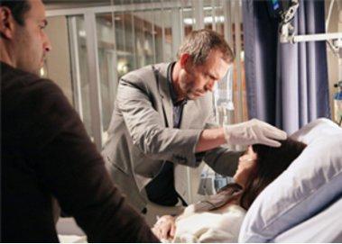 Dr. House steht vor einem schwierigen Fall.