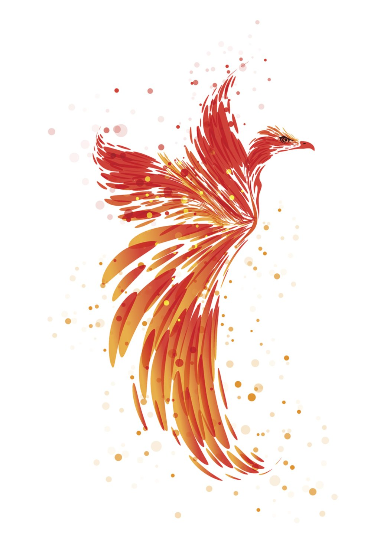 Phönix Tattoo Bedeutung Bilder Des Feuervogels Desiredde