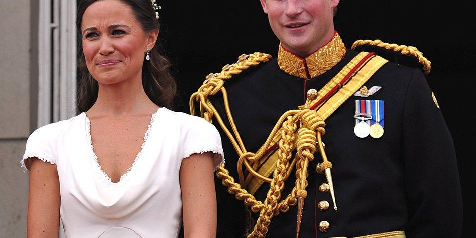 Prinz Harry: Wird er Georges Patenonkel?