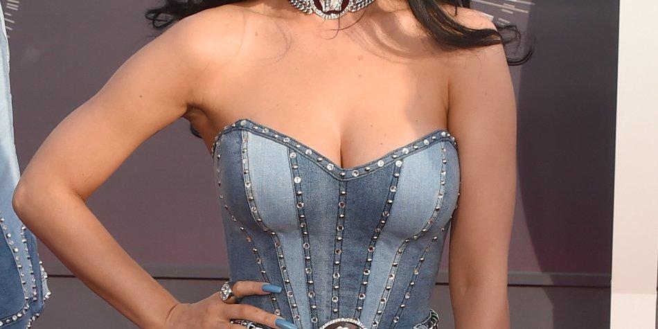 Katy Perry: Ein Video zeigt sie auf ihrer ersten Tour