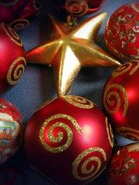 Der Weihnachtsabend steht kurz bevor.