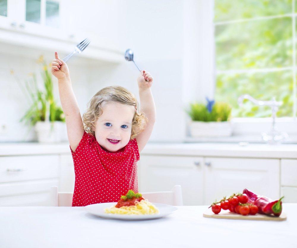 Essen vom Teller leicht gemacht
