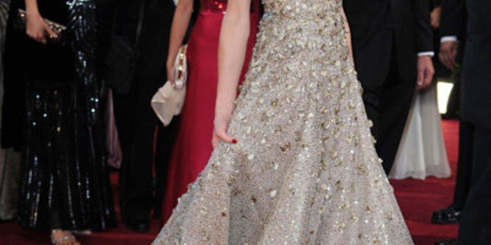 Oscars 2010: Cameron Diaz in Oscar de la Renta