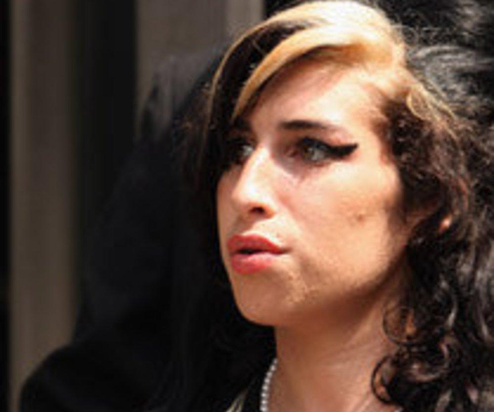 Amy Winehouse gesteht Schuld