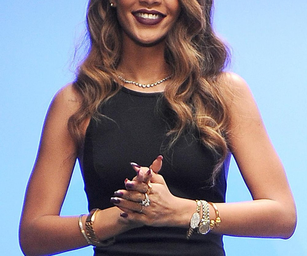 Rihanna ist Kritik egal!