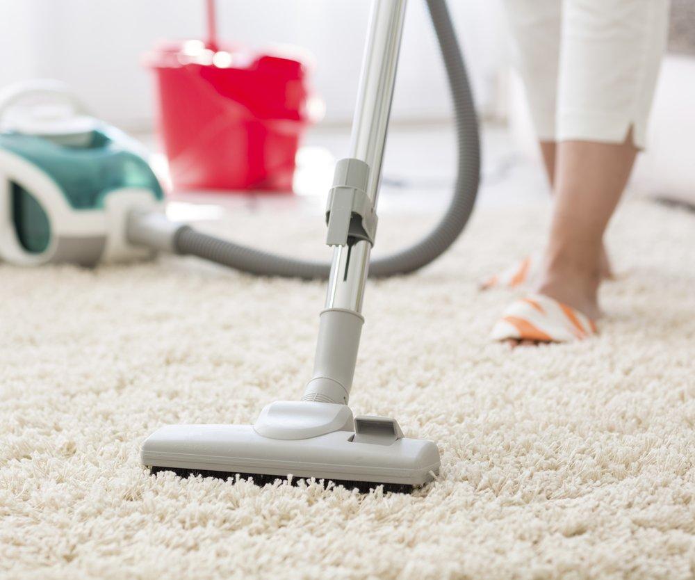 Suction carpet