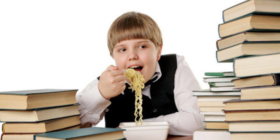 Einschulung macht Kinder dick?