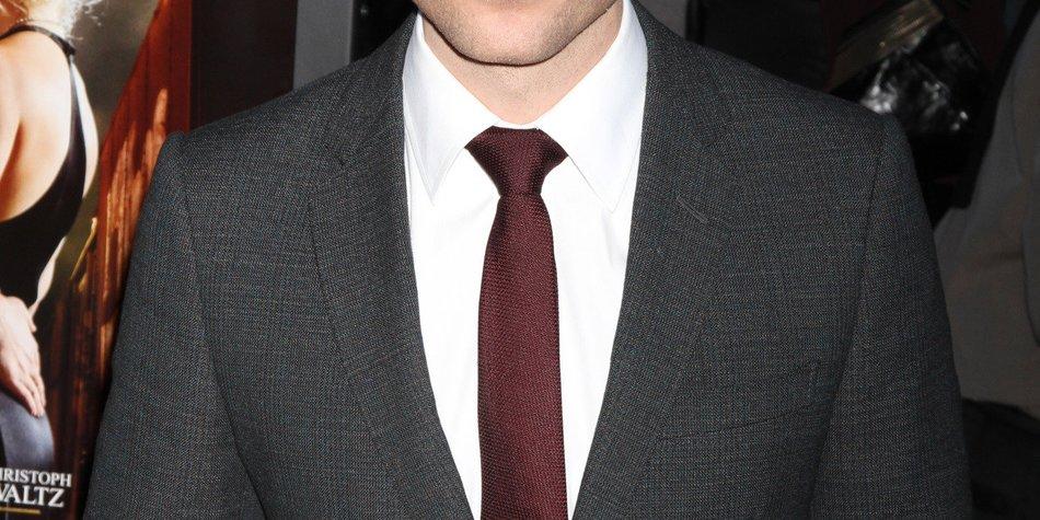 Robert Pattinson kämpft für den Imagewandel