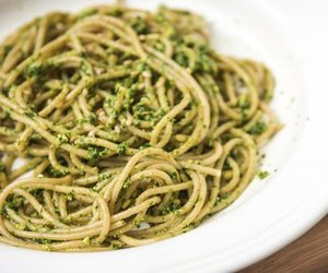 Bärlauch Spaghetti