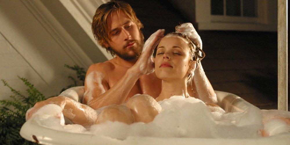 Wie ein einziger Tag, Rachel McAdams und Ryan Gosling