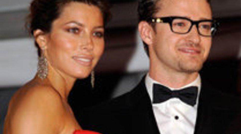Justin Timberlake und Jessica Biel: Doch ein Paar?