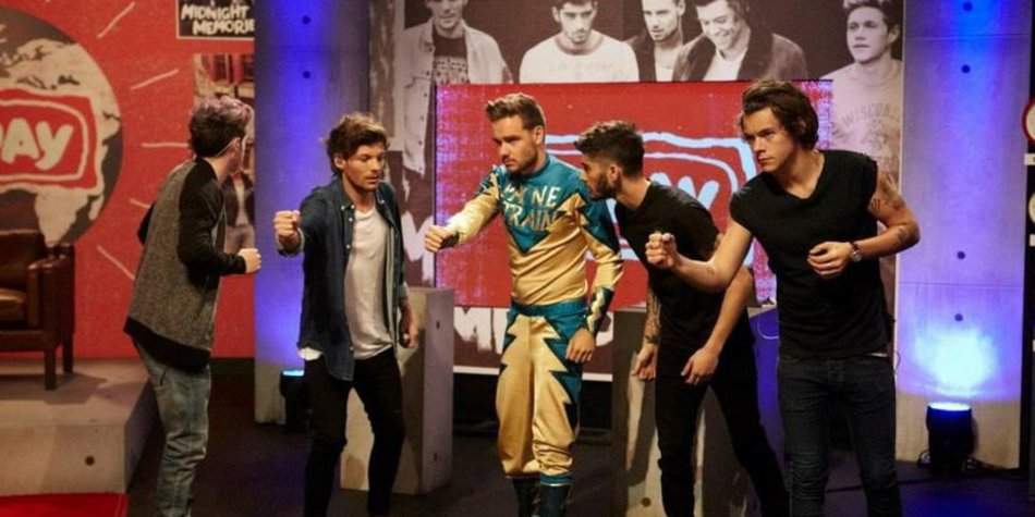 One Direction: Treten sie bei Glee auf?