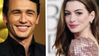 James Franco: Anne Hathaways Stimme für den Oscar?