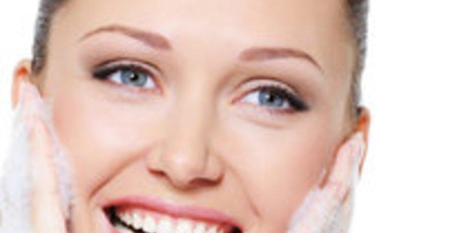 Die perfekte Gesichtsreinigung