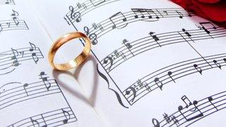 Kirchenlieder Hochzeit