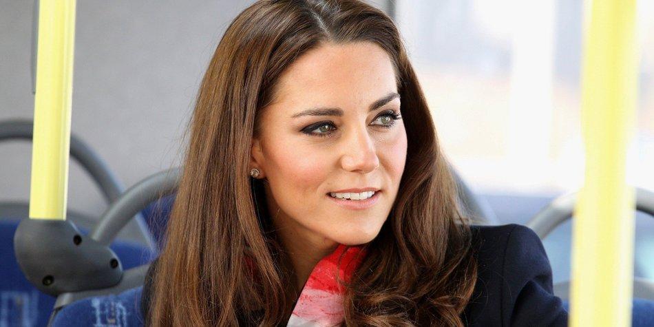 Kate Middleton: Die Briten sind begeistert von ihrer Bodenständigkeit