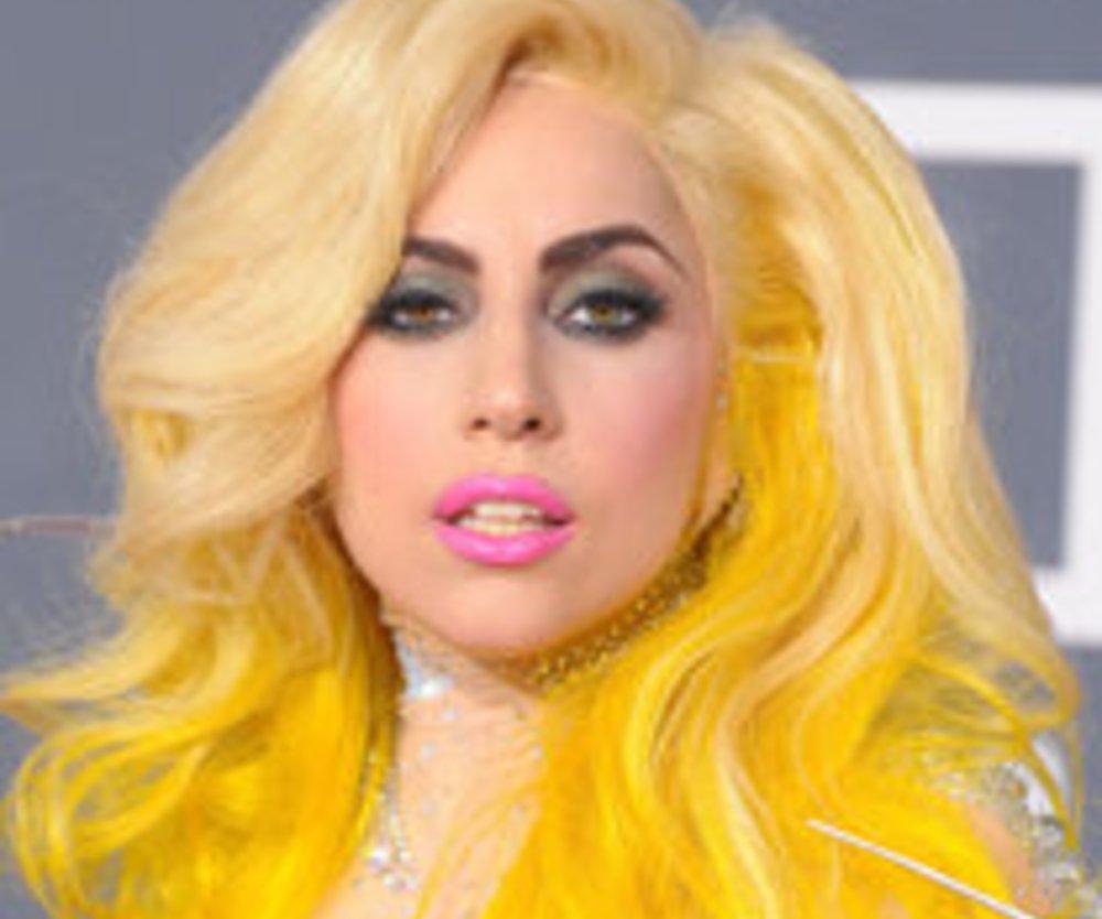 Lady Gaga lebt gesund