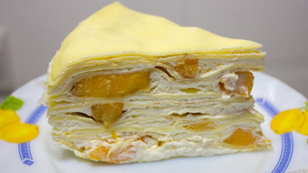 Mango Lassi Torte