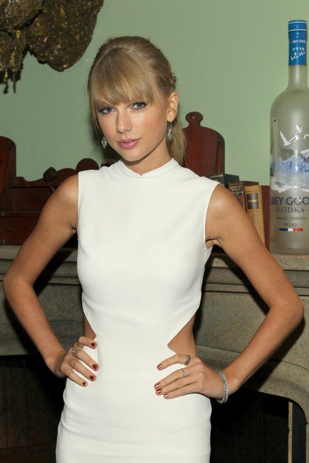 Taylor Swift bei einer Musikveranstaltung
