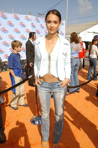 Jessica Alba: Sternchen