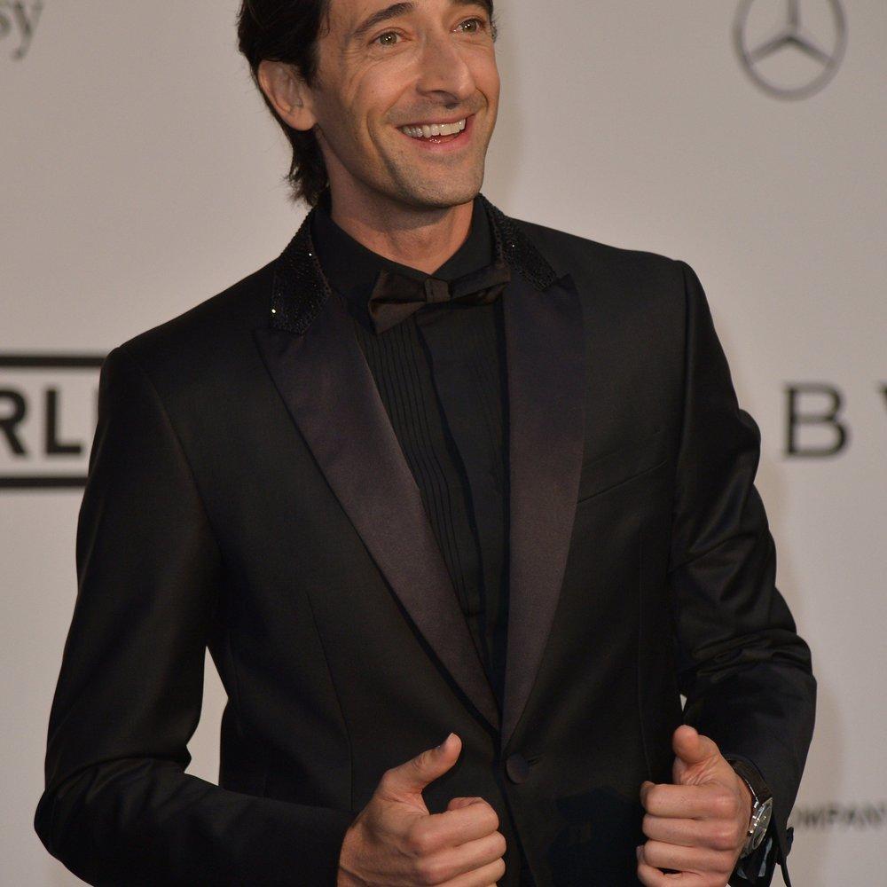 Adrien Brody wird zum Mann des Jahres gekürt