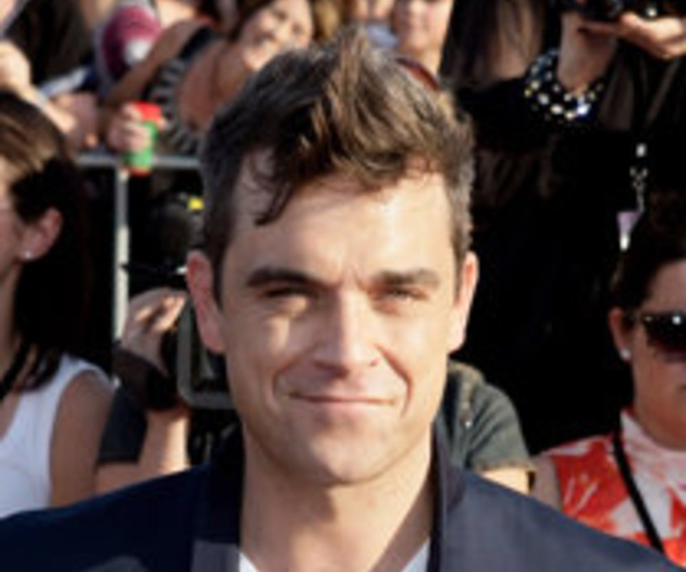 Robbie Williams doch schwul?