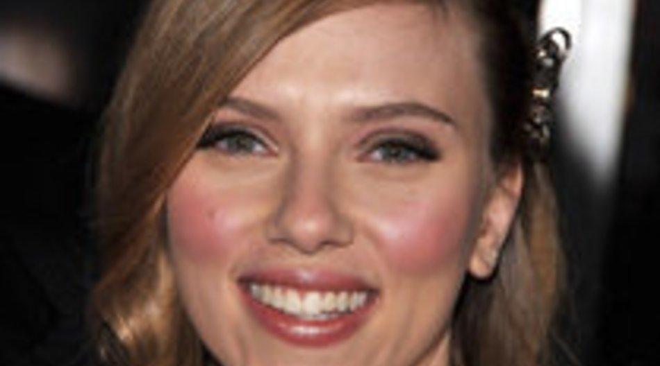Scarlett Johansson über ihren neuen Film