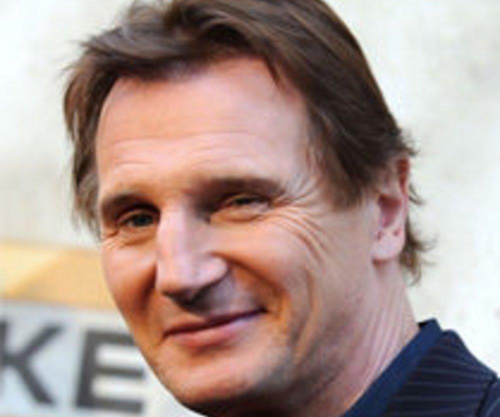 Liam Neeson ist endlich wieder glücklich