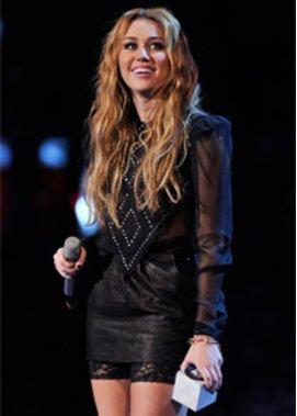 Miley Cyrus bald auf dem Playboycover?