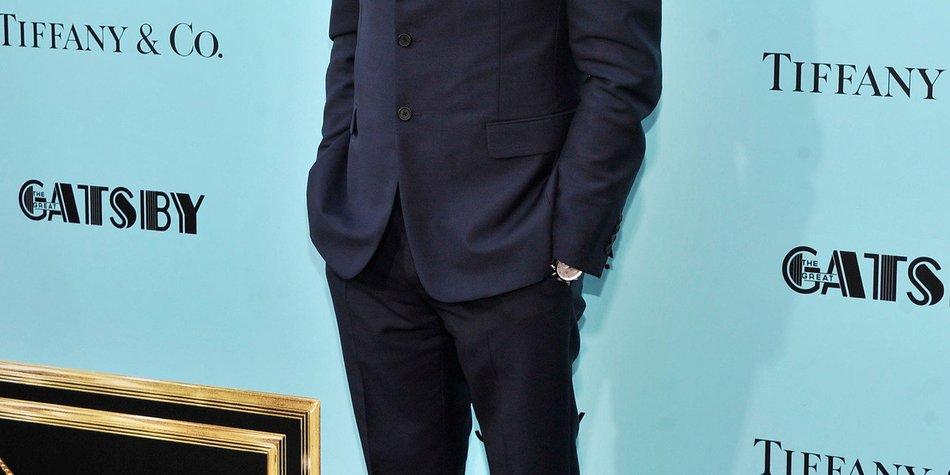 Leonardo DiCaprio hat keine Angst vorm Alter